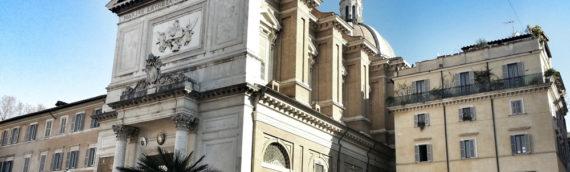 """""""I volti degli emigrati"""" San Salvatore in Lauro, Roma"""